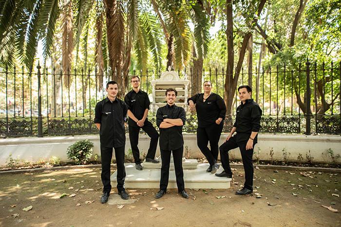 Quinteto de metales en Sevilla - Air Brass Quintet