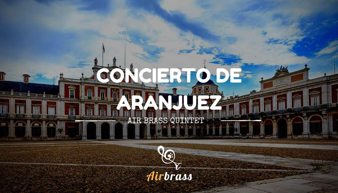 Concierto de Aranjuez - Air Brass Quintet