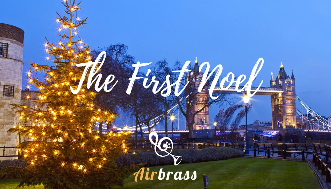 The First Noel - Air Brass Quintet