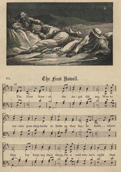 The First Noel - Partitura - Air Brass Quintet