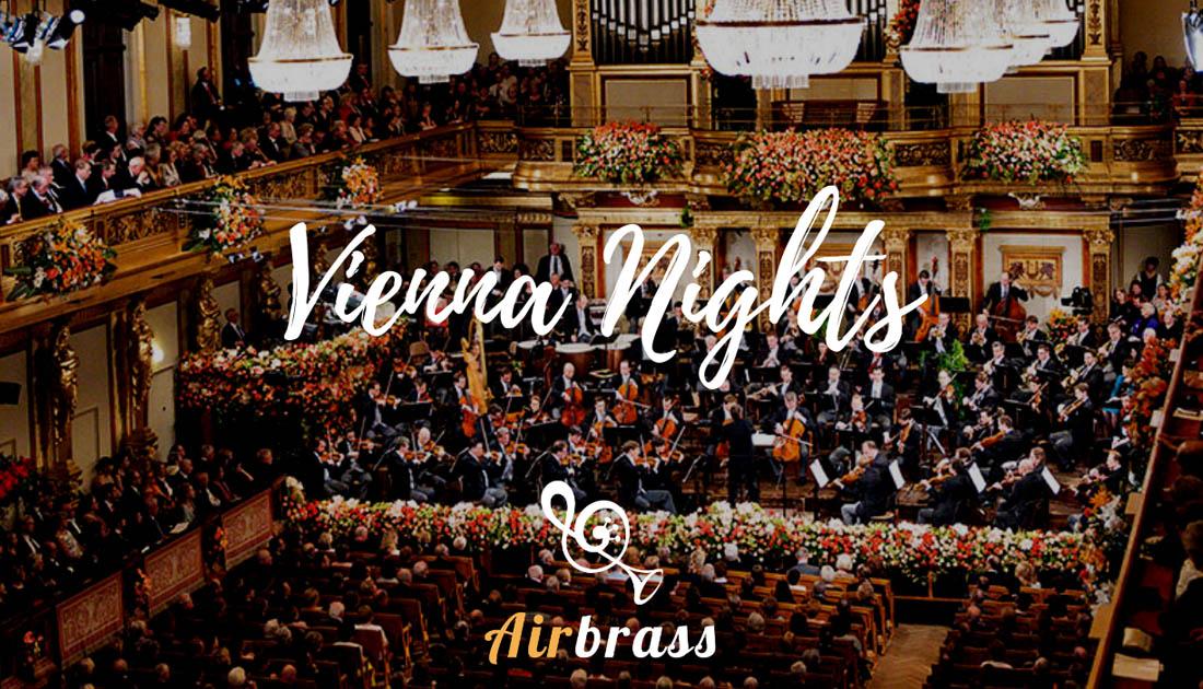 Vienna Nights - Air Brass Quintet