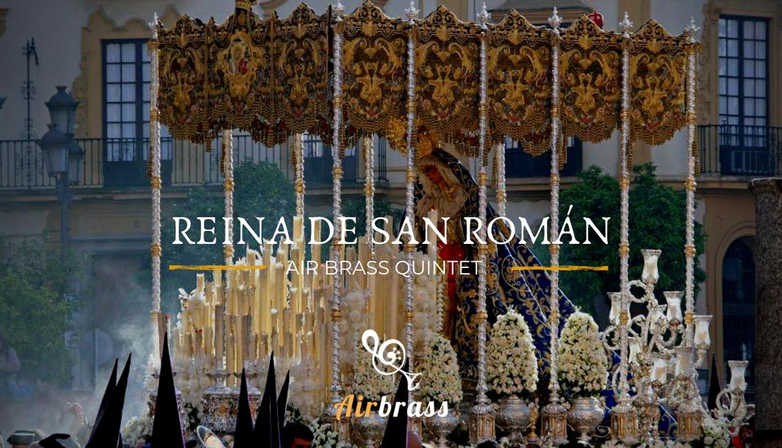 Reina de San Román - Air Brass Quintet